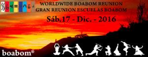 Reunión Internacional Boabom 2016